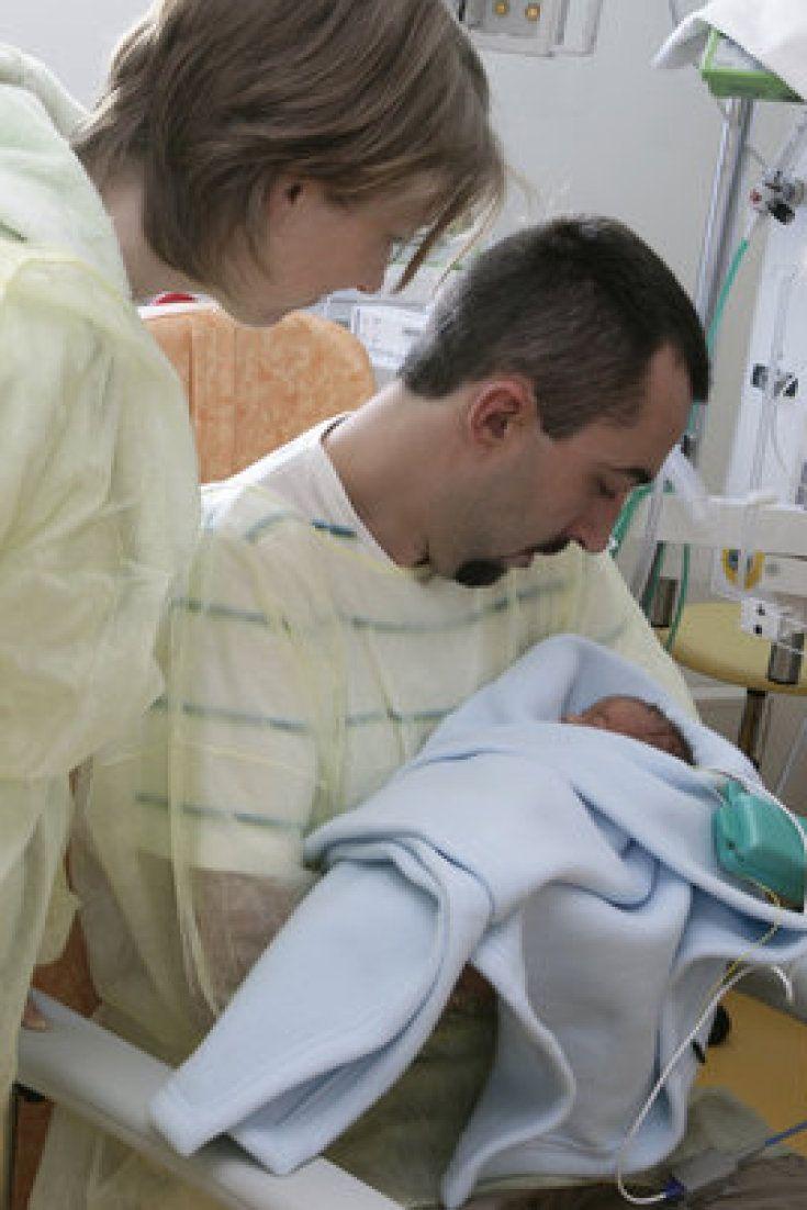 5 cosas que no deberías decir a los padres de un bebé prematuro