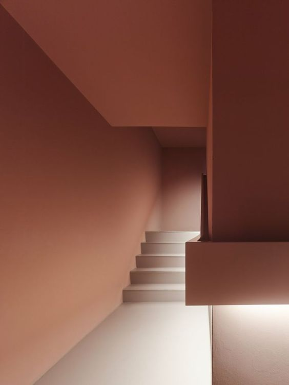 Terracota is not just a color trend but the merge of other colors like browns, p…