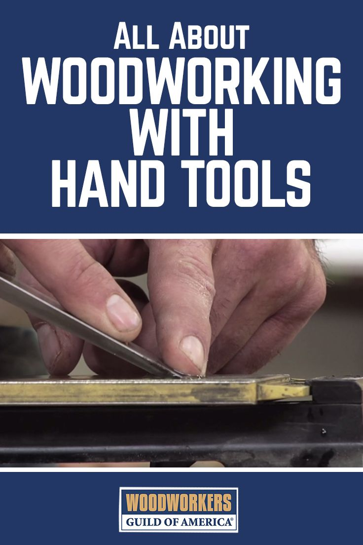 Woodworking with hand tools is an impressive feat and the best of the best learn to hone their use. We would love to help you with that feat. Watch our videos highlighting hand tool tips and techniques you may apply to your woodworking projects.