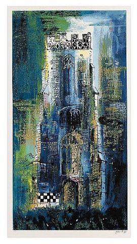 Stansfield by John Piper from Dominic Guerrini Fine Art