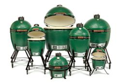 Big Green Egg - The Ultimate Cooking Experience - It grills. It smokes. And it's an oven too.