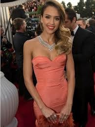 """Jessica Alba -- (4/28/1981-??). Television & Film Actress and Model. She portrayed Jessica on TV Series """"The Secret World of Alex Mack"""", Maya Graham on """"Flipper"""" and Max Guevera / X5-452 / X5-453 on """"Dark Angel"""". Movies -- """"Camp Nowhere"""" as Gail, """"Idle Hands"""" as Molly, """"Paranoid"""" as Chloe, """"The Sleeping Dictionary"""" as Selima, """"Sin City"""" as Nancy Callahan, """"Fantastic Four"""" as Sue Storm, """"Awake"""" as Sam Lockwood, """"The Love Guru"""" as Jane Bullard and """"Little Fockers"""" as Andi Garcia."""