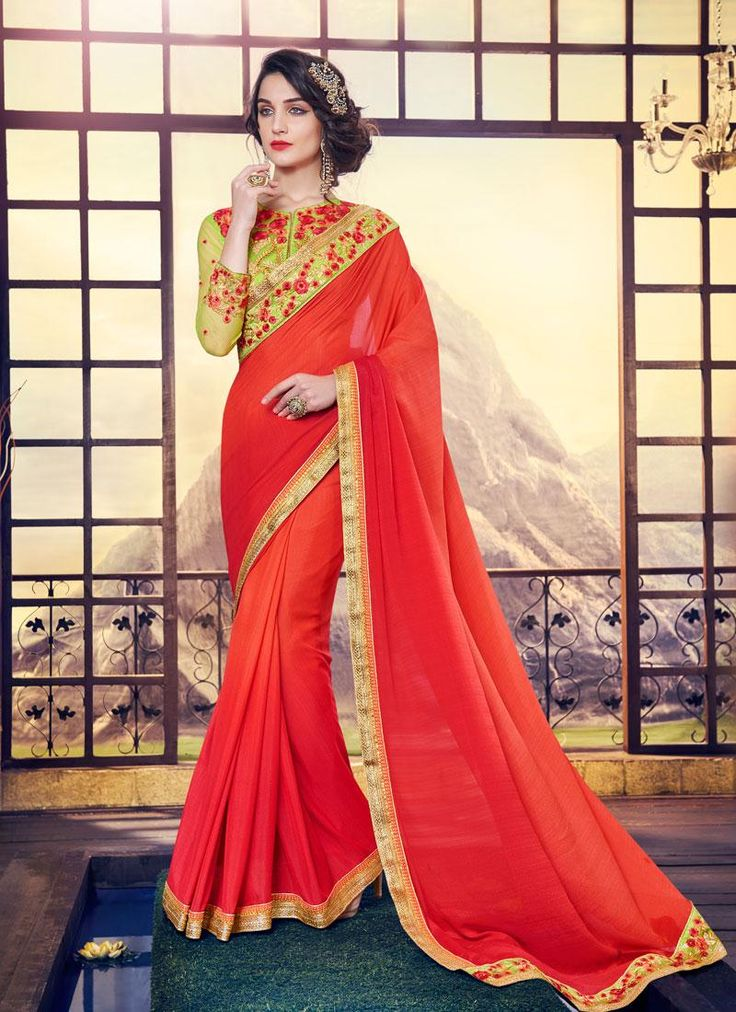 Online Ethnic Wear Saree for Women Clothing Shopping To get more details, Visit: http://manjaree.com  Contact us: +91-9824678889  Email id: sales@manjaree.in