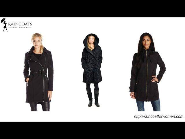 5 Best Raincoats for Women