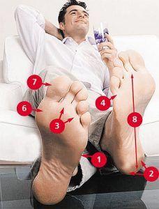 Skontrolujte si chodidlá na nohách, neverili by ste, akú chorobu dokážu odhaliť