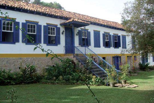 Inventário das Fazendas do Vale do Paraíba Fluminense -    Fazenda da Loanda