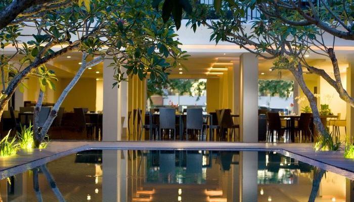 Hotel Santika Kuta Bali -