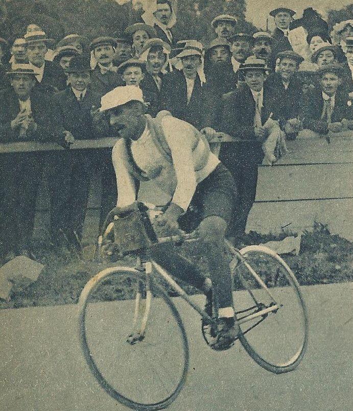 Gustave Garrigou Winner 1911