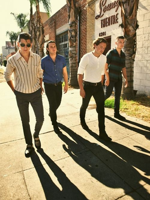 Arctic Monkeys - Fotos - VAGALUME