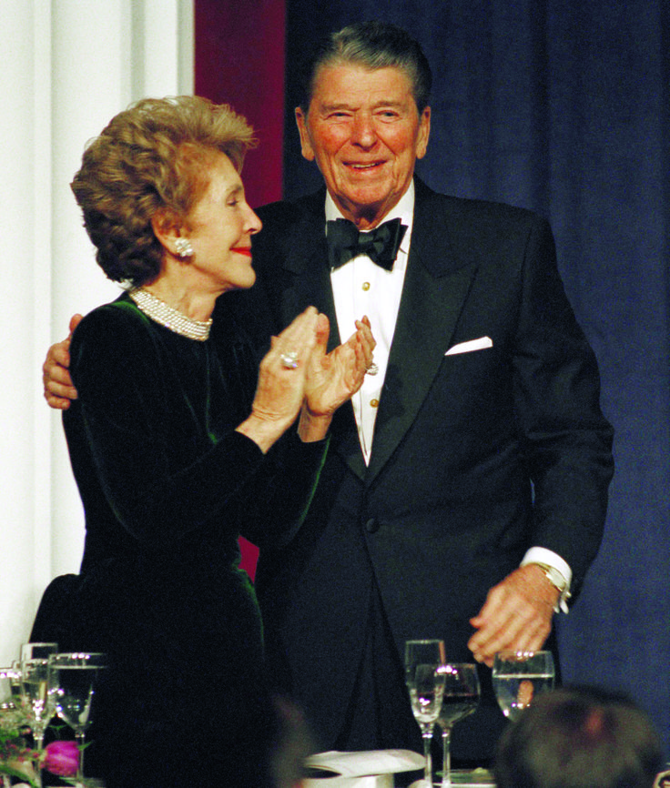 When Reagan was faced with a harsh fate, Newsweek reported on how he handled himself with trademark charm and levity.