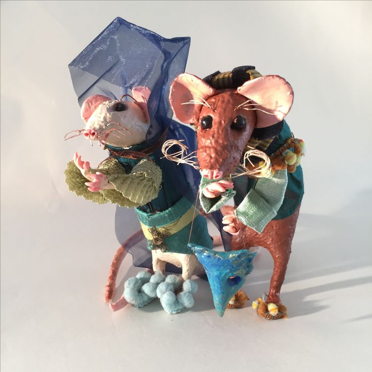 Rats by LisaRoxette