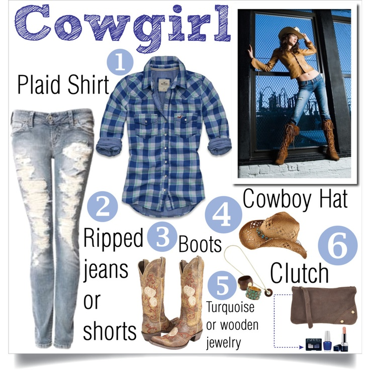 26 best cowgirl costumes images on pinterest beautiful clothes diy cowgirl costume annie is going to be a cow so i solutioingenieria Gallery