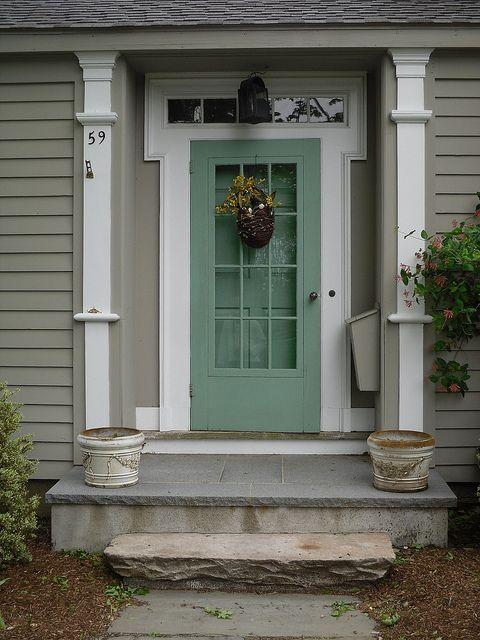 wooden storm door with window newtown connecticut