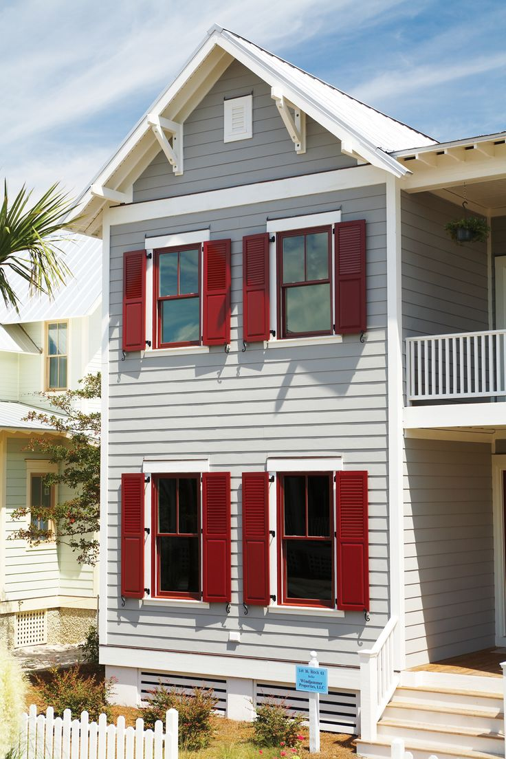 61 best exterior shutters images on pinterest