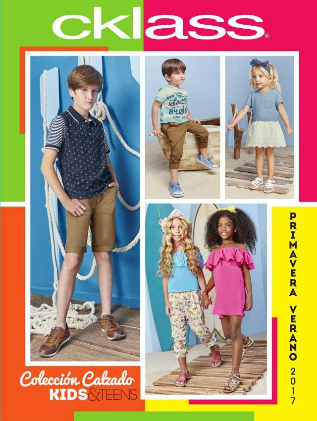 Catalogo Kids Cklass Impreso Ropa Infantil Para Nina Ropa Para Ninas Cklass Ropa