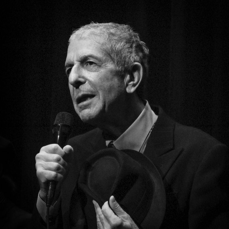 RIP Leonard Cohen A tribute following the death of one of the greatest singer-songwriters of all time… Musician and poet… Apart from the song and exercises, there is an obituary and bio…