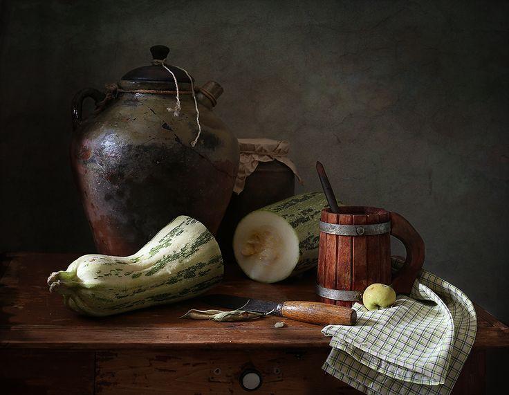 35PHOTO - Карачкова Татьяна - Дверевенские зарисовки с кабачками