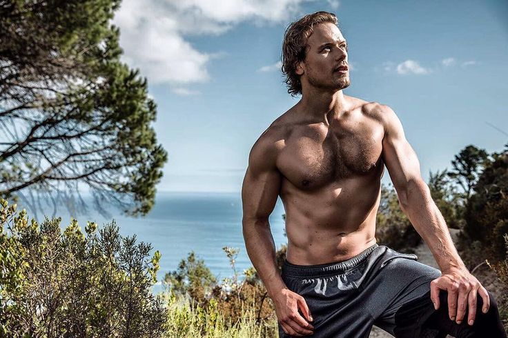 Scots hunk and Outlander star Sam Heughan wins Sexiest Man Alive gong - and his reaction is adorable