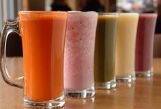 3 – Juicing Recipes for Hemorrhoids and Varicose Veins