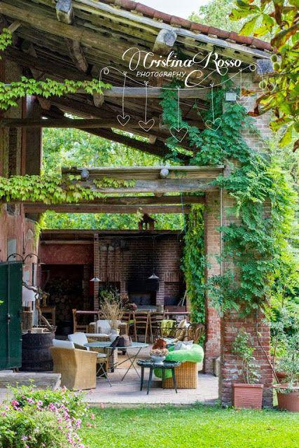 Una romantica Cascina Piemontese... Cascina delle Signore