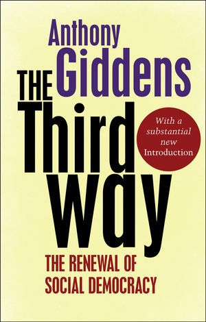 9 best anthony giddens images on pinterest book lists books to book anthony giddens the third way fandeluxe Choice Image