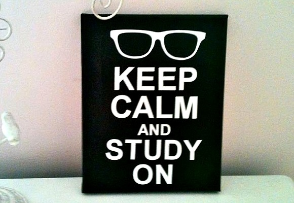 Keep calm and study on.   http://www.facebook.com/unisouthdenmark