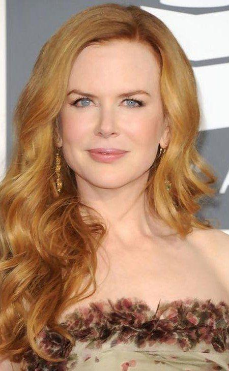 Celebrity Strawberry Blonde Hair Colors 2018 Blonde Celebrity