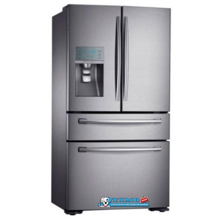 Combina frigorifica 4 usi Samsung RF24FSEDBSR