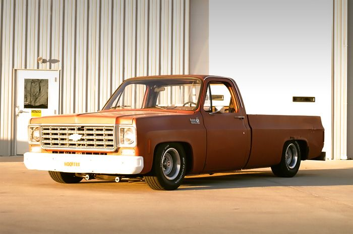 1977 Chevy C10 Maintenance of old vehicles  the material