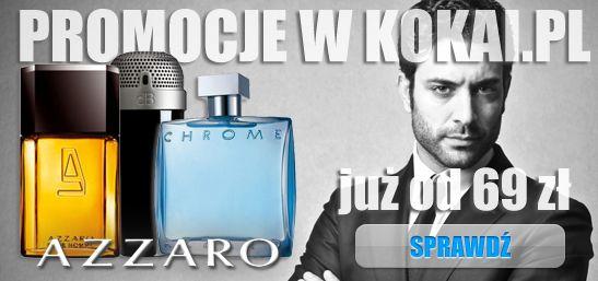 Oryginalne perfumy Azzaro w promocyjnych cenach!  Do wyczerpania zapasów!  http://www.kokai.pl/azzaro11