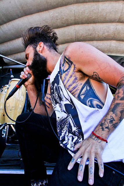 Letlive Warped Tour 2013