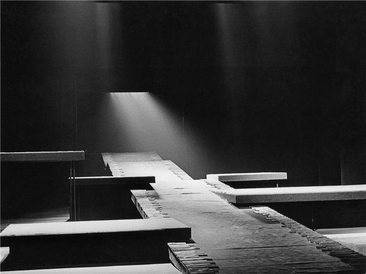 Josef Svoboda – Light and Shadows | Graphicine                                                                                                                                                      More