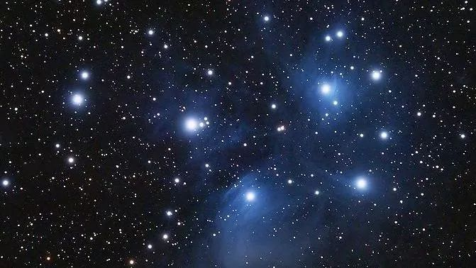 The rising of the Matariki star cluster signals the celebration of the Maori New Year in New Zealand
