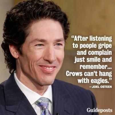 joel+osteen+quotes | Funny Quote by Joel Osteen, pastor and author - Inspirational Quotes ...