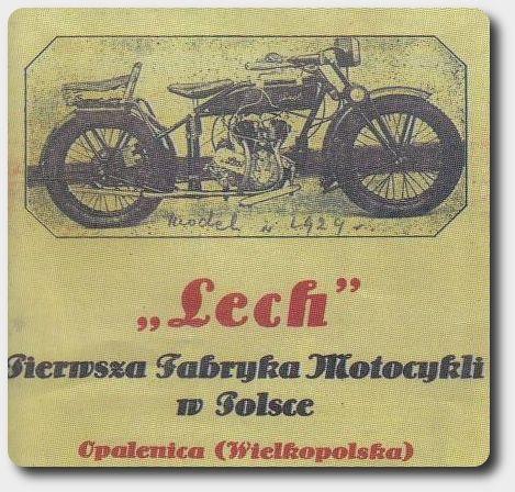 Lech 1929 POLSKA