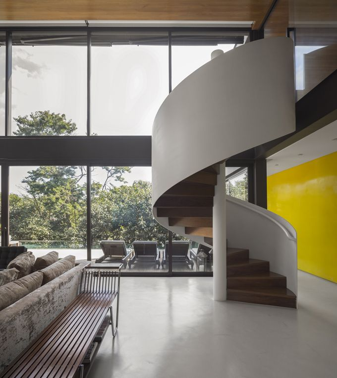 Limantos Residence – Sao Paulo, Brazil - 				The Cool Hunter