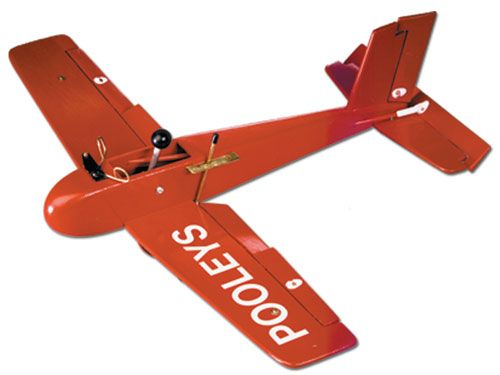 Demonstration Aircraft Model Fixed Wing