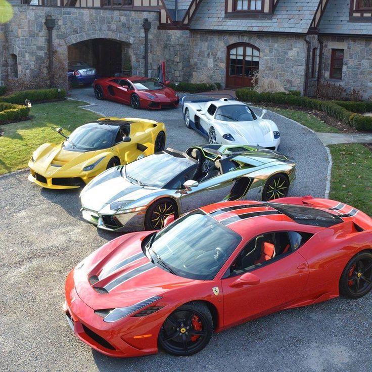 Best Supercars Images On Pinterest Ferrari Dream Cars