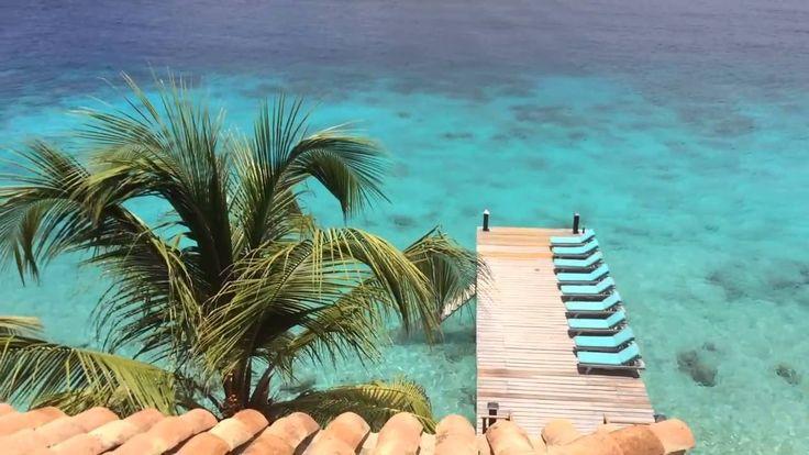 Penthouse View @ Bellafonte Luxury Oceanfront Hotel Bonaire
