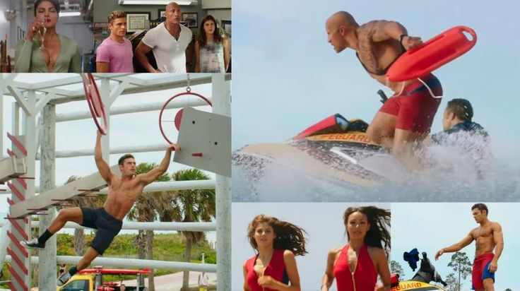 Watch: Priyankas shocking blink and youll miss 2 seconds in Baywatch trailer