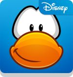 The Club Penguin App. ©Disney.