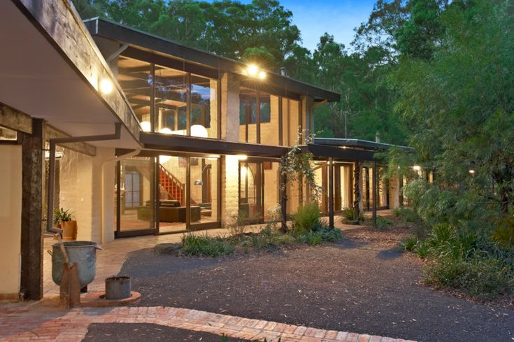 Mud Brick House Australia Alistair Knox Design