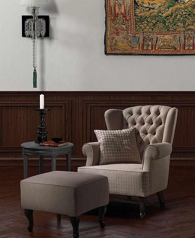 Кресло Beatrice из коллекции Classics от итальянской фабрики ASNAGHI. Доступно в нескольких вариантах размера и может дополняться пуфом. #интерьер #дизайн_интерьера #интерьер_дизайн #декор #стиль #красивые_дома #мебель #мягкая_мебель #дом #кресло  #кресло_спб #кресло_москва #мебель_спб #мебель_москва #гостиная #купить_мебель #дизайн_квартиры #дизайн_дома #интерьер_квартиры #распродажа_мебели #английский_стиль #мебельный_салон #итальянская_мебель
