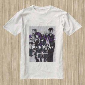 Black Butler 21W #Black Butler  #Anime #Tshirt