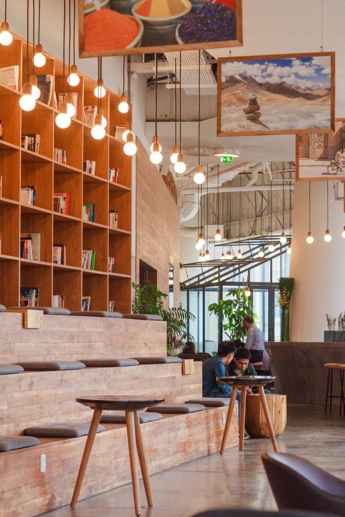 Materiali per arredamento bar e ristoranti by Bocchini
