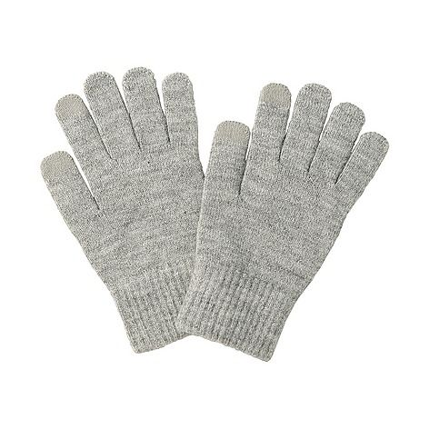 HEATTECH Touch Screen Knitted Gloves (7 colours)