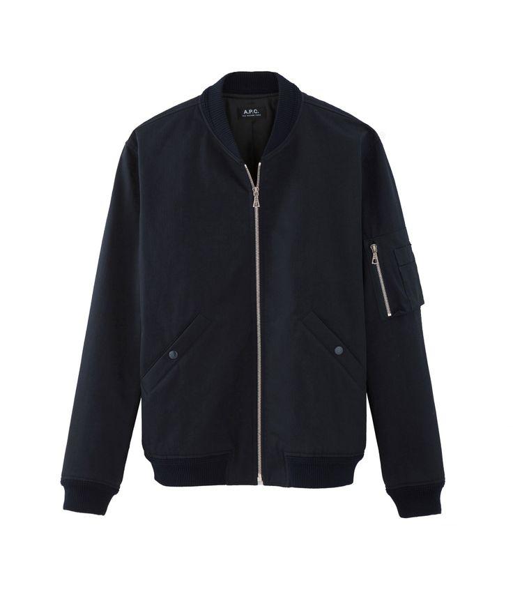 Portland jacket - A.P.C. MEN