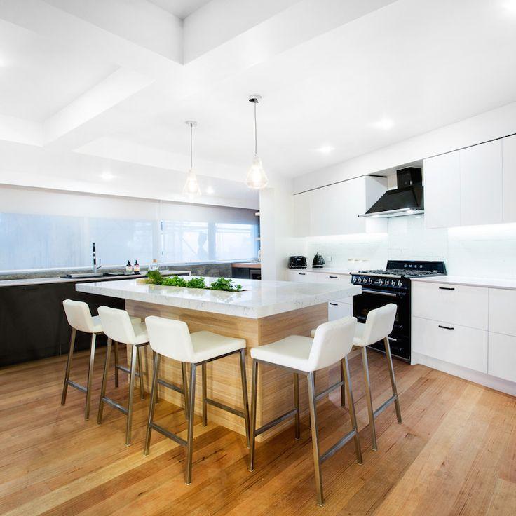 Andy and Whitney Room 7 | Kitchen #theblock #theblockshop #kitchen