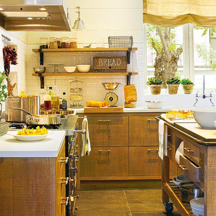 Increíble Isla De Cocina 18 Ideas Ornamento Elaboración Festooning ...
