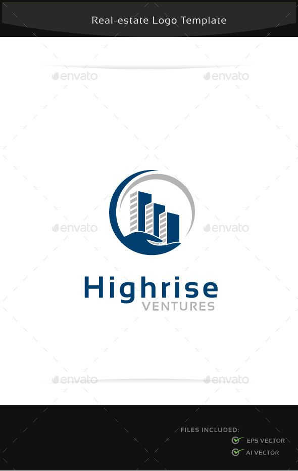 An excellent logo template which is perfect for real estate company  WHAT IS INC...